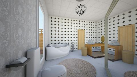 banheiro ssaaw23 33333qsd - Bathroom - by Araujo