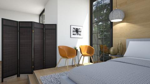 e - Bedroom - by rosemariecorreia