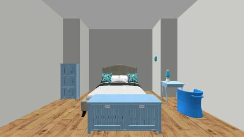 Future Bedroom - Vintage - Bedroom - by Maddie2002