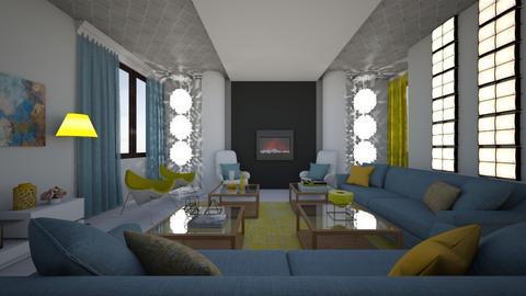 5555555555555 - Living room - by Dorrit