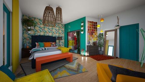 MAXIMAL - Bedroom - by BliNosif