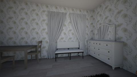 New room 1 - Living room - by Dizayner
