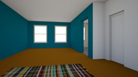 Orange Carpet - by brentblues