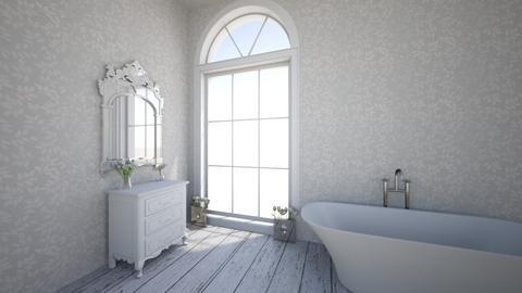Shabby Chique - Bathroom - by mjh022006