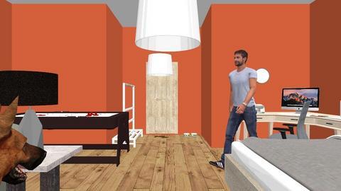 dream room - Modern - Bedroom - by hi1256