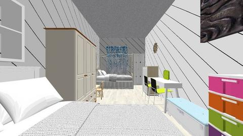 Petakan - Bedroom - by tvirandie