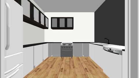kitchen  - Kitchen - by Claire Zenter