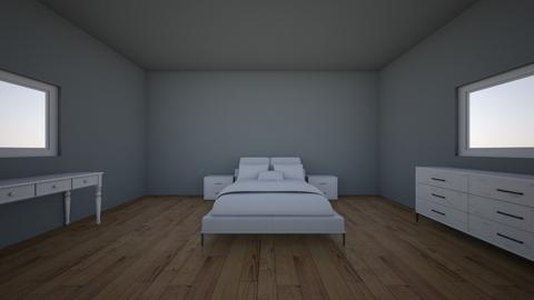 Master Bedroom - Bedroom - by SunflowerK
