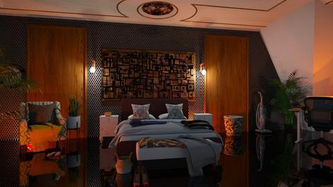 Eclec room - by Nari31