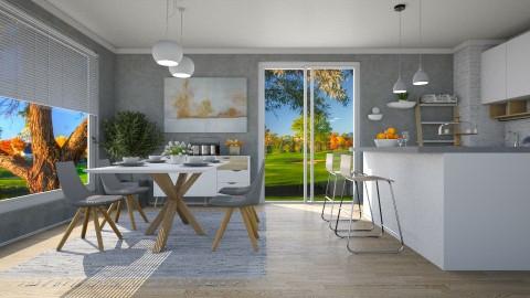 Viva - Kitchen - by meggle