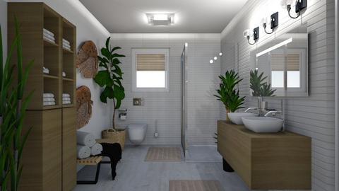 VH_Bathroom 2 - Bathroom - by JarkaK