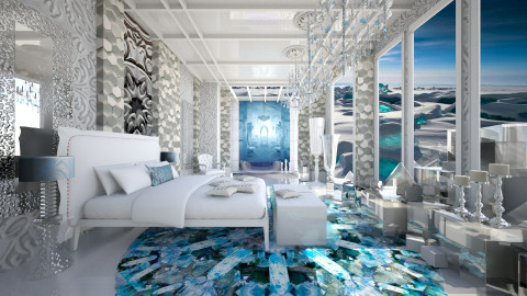 Icehotel Kiruna  - Modern - Bedroom - by Ida Dzanovic