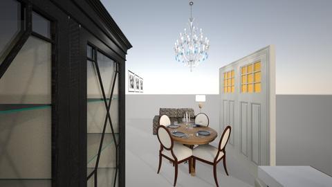 jidelna - Dining room - by standa71