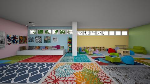 Museum - Modern - Kids room - by annacecchini