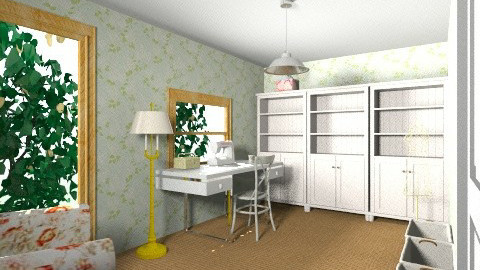 utkinton sewing room - Country - by inglenook