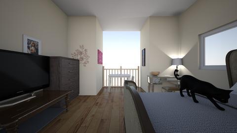Bedroom - Bedroom - by pixigirl09