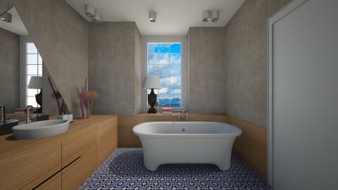 Fjord Bath - Modern - Bathroom - by 3rdfloor
