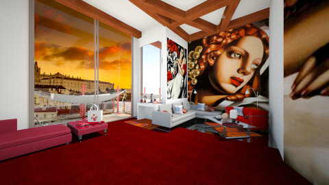 lempika FINAL - Classic - Living room - by Duarte Morgado