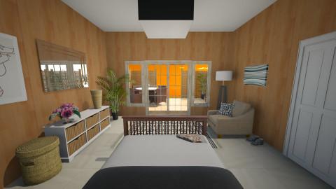 AM  Bedroom - Bedroom - by sfcarter54