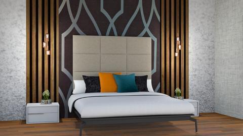 mine04  - Minimal - Bedroom - by Mark T