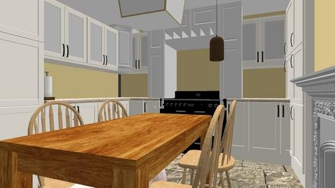 rooms - Kitchen - by DaleRobb