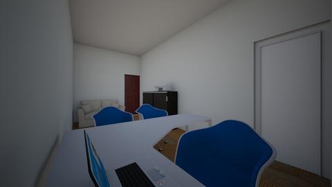 Kantor LPEM Lantai 1 - Office - by fikar2107