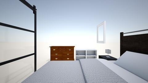 Kirans Room - Bedroom - by 23dhenderson