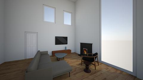joshua living room 234567 - by DDICANDILO