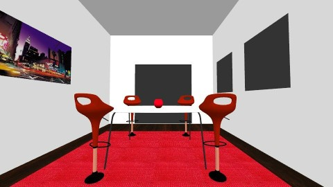 Lounge  - Minimal - Dining room - by tbyrn77