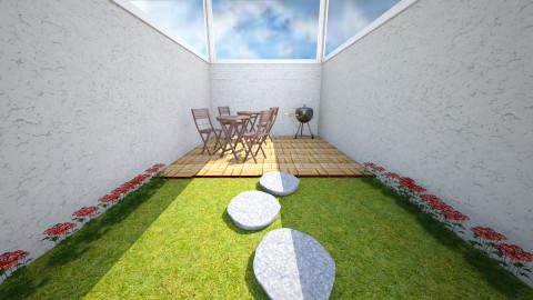 Quintal Maryah - Garden - by Yedda