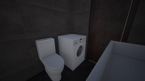 My bathroom - Modern - Bathroom - by Andrew_Hutsko