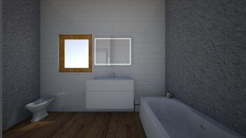 annkakrau - Bathroom - by annkakrau
