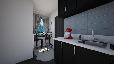 Remake Kitchen - Kitchen - by llama18