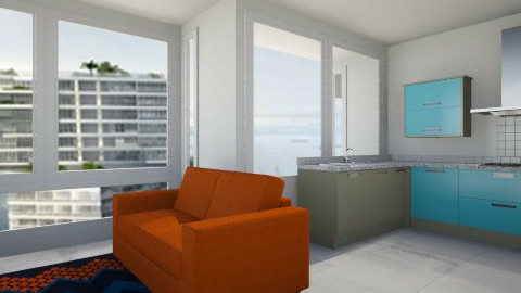 The Interlace Livingroom - by Vortex0608