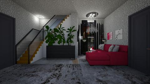 apartment 2 livin - Living room - by guyciara87