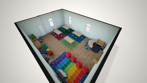 My 2nd grade classroom - by AEAURPUHFRZRHGXXWPPFYGREYPYHRLV