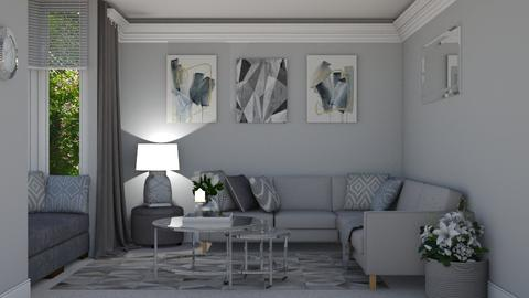 Maisie - Living room - by creato