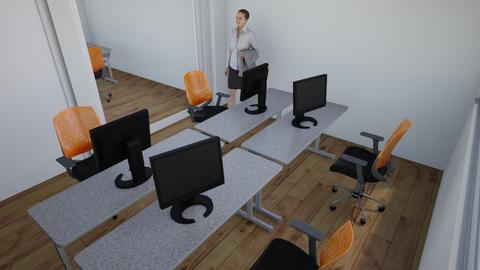 Cssc room14 - Modern - Office - by lausystem
