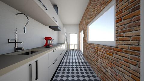 Plan B keuken - Kitchen - by pixie_16