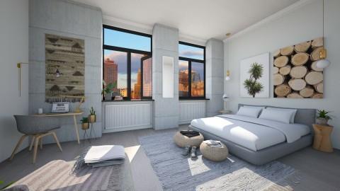 bedroom - Bedroom - by neta1