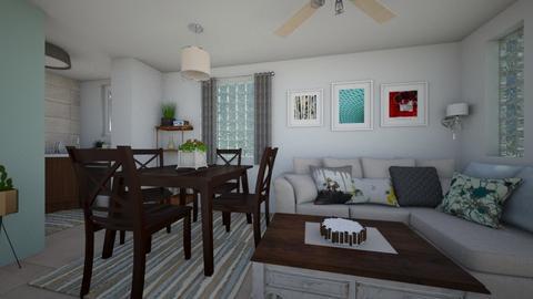 Raz - Living room - by ivona_h