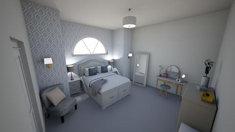 Bedroom - Modern - Bedroom - by El2002