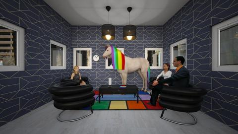 Pride - Living room - by arden roeda