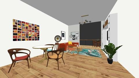 apartment - by Mala_Vida
