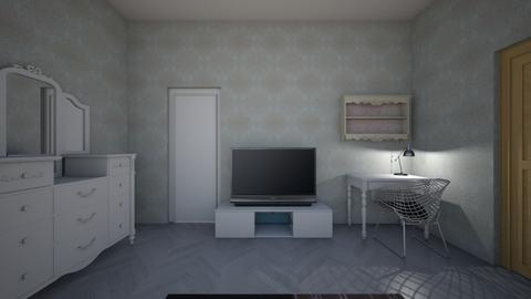 FCS Bedroom - Bedroom - by staceylipson