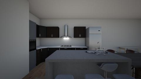 pablo augusto bragagnollo - Kitchen - by pablobragagnollo