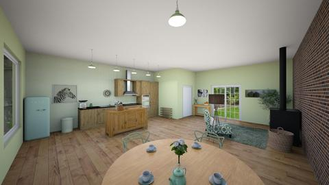 IP Artisan Kitchen - Kitchen - by cclethbridge