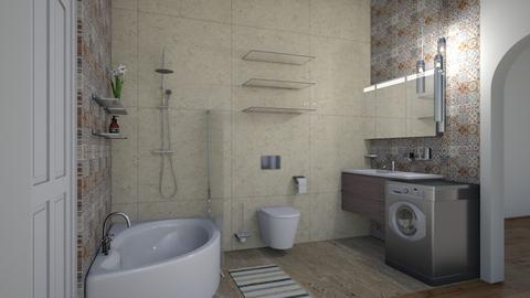 bath - Bathroom - by nataliia_chesanova