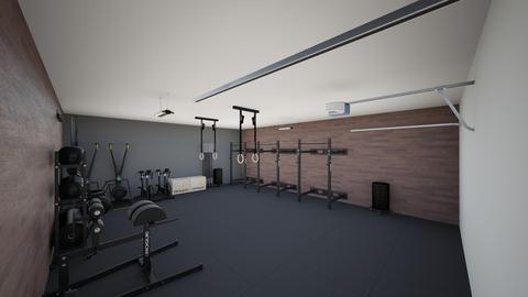The Communal Gym - by rogue_ac17dba56866d8fa5cbecf4461a1e