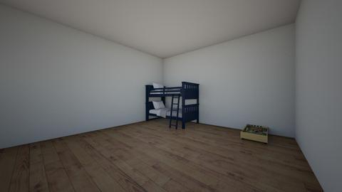 kids room - Bedroom - by Butterfly_Bandit